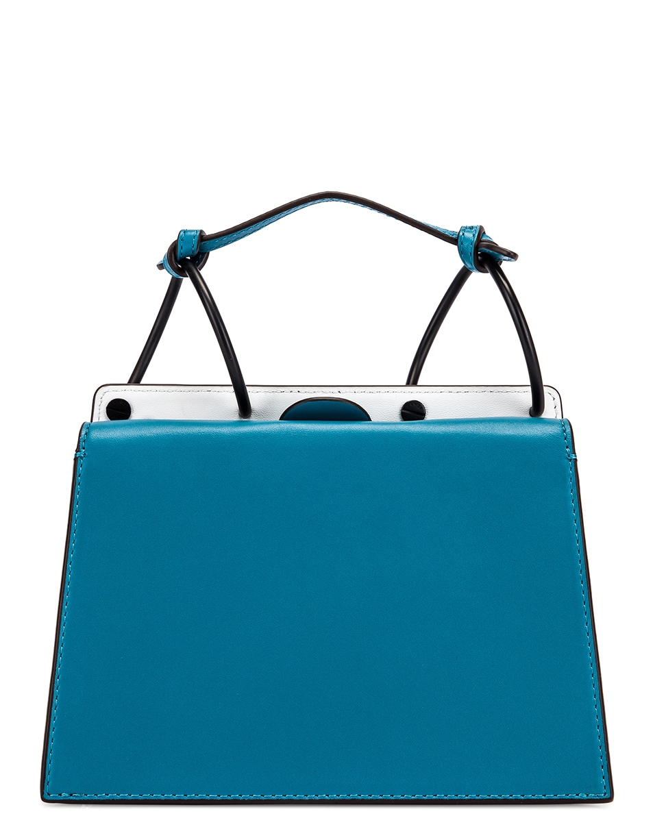Image 3 of Danse Lente Phoebe Bis Bag in Ice & Hawaiian Blue