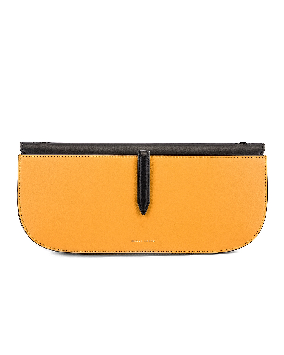 Image 1 of Danse Lente Baguette in Mango & Black