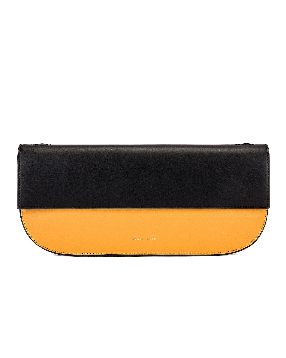 Image 3 of Danse Lente Baguette in Mango & Black
