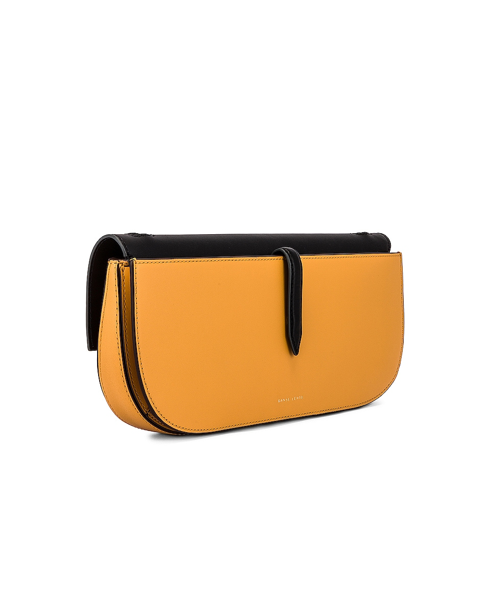 Image 4 of Danse Lente Baguette in Mango & Black