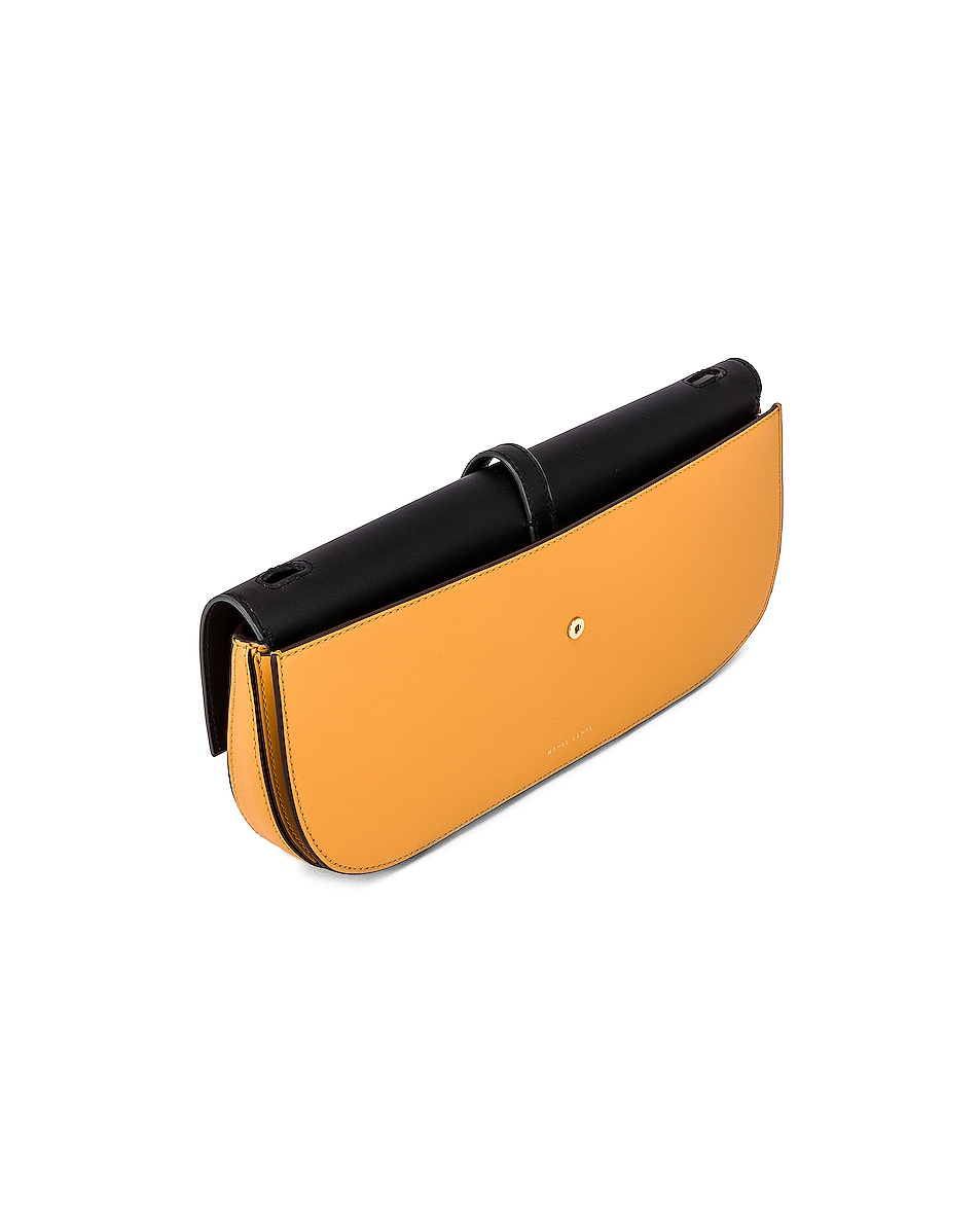 Image 5 of Danse Lente Baguette in Mango & Black
