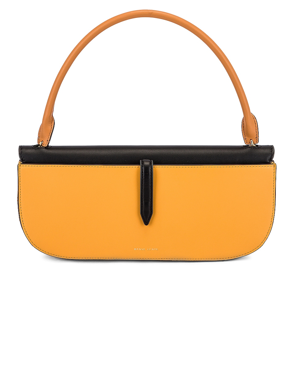 Image 6 of Danse Lente Baguette in Mango & Black