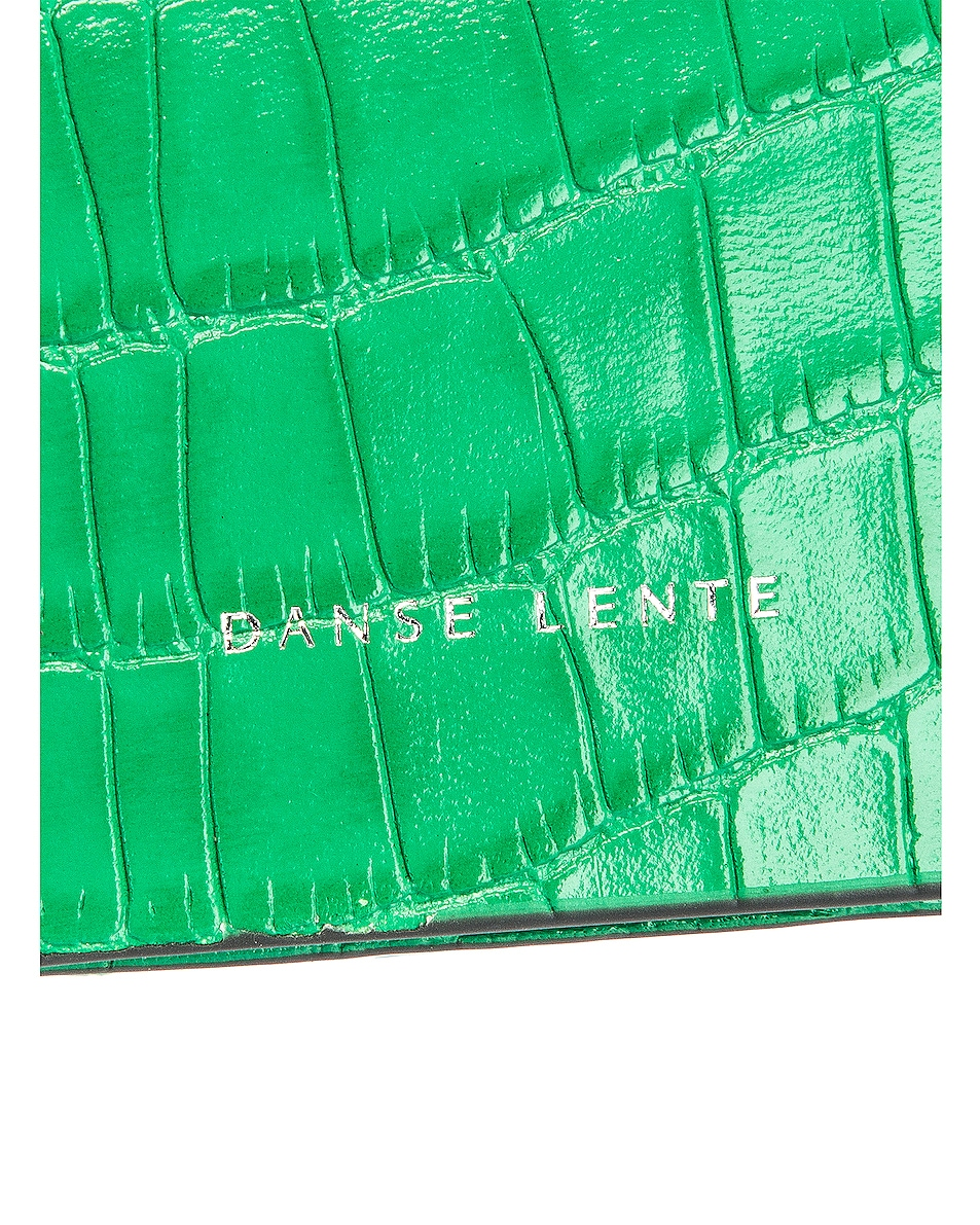 Image 7 of Danse Lente Magnetic Box in Emerald Croc