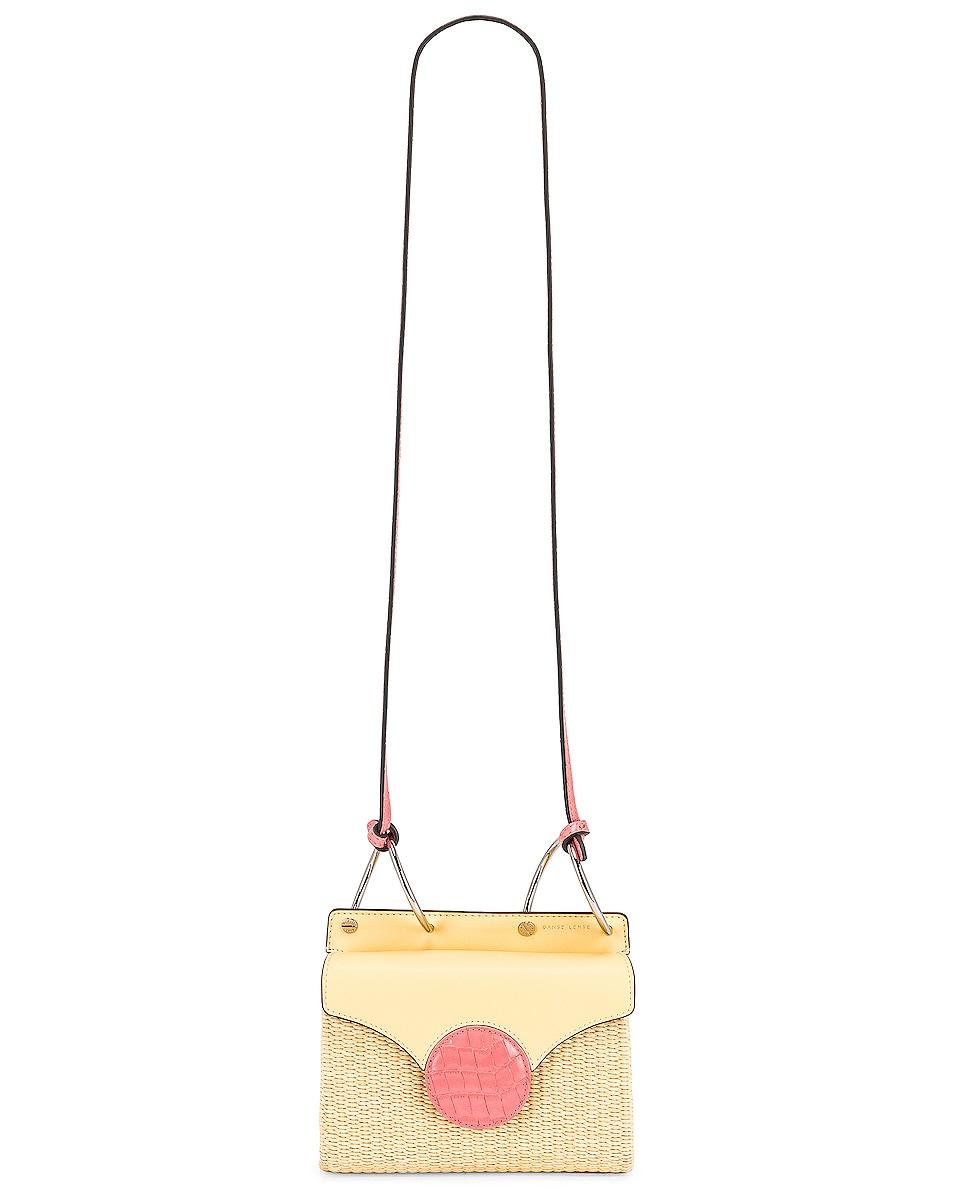 Image 6 of Danse Lente Mini Phoebe in Lemon & Watermelon