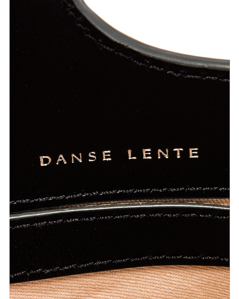 Image 7 of Danse Lente Small Tote in Black & Rice