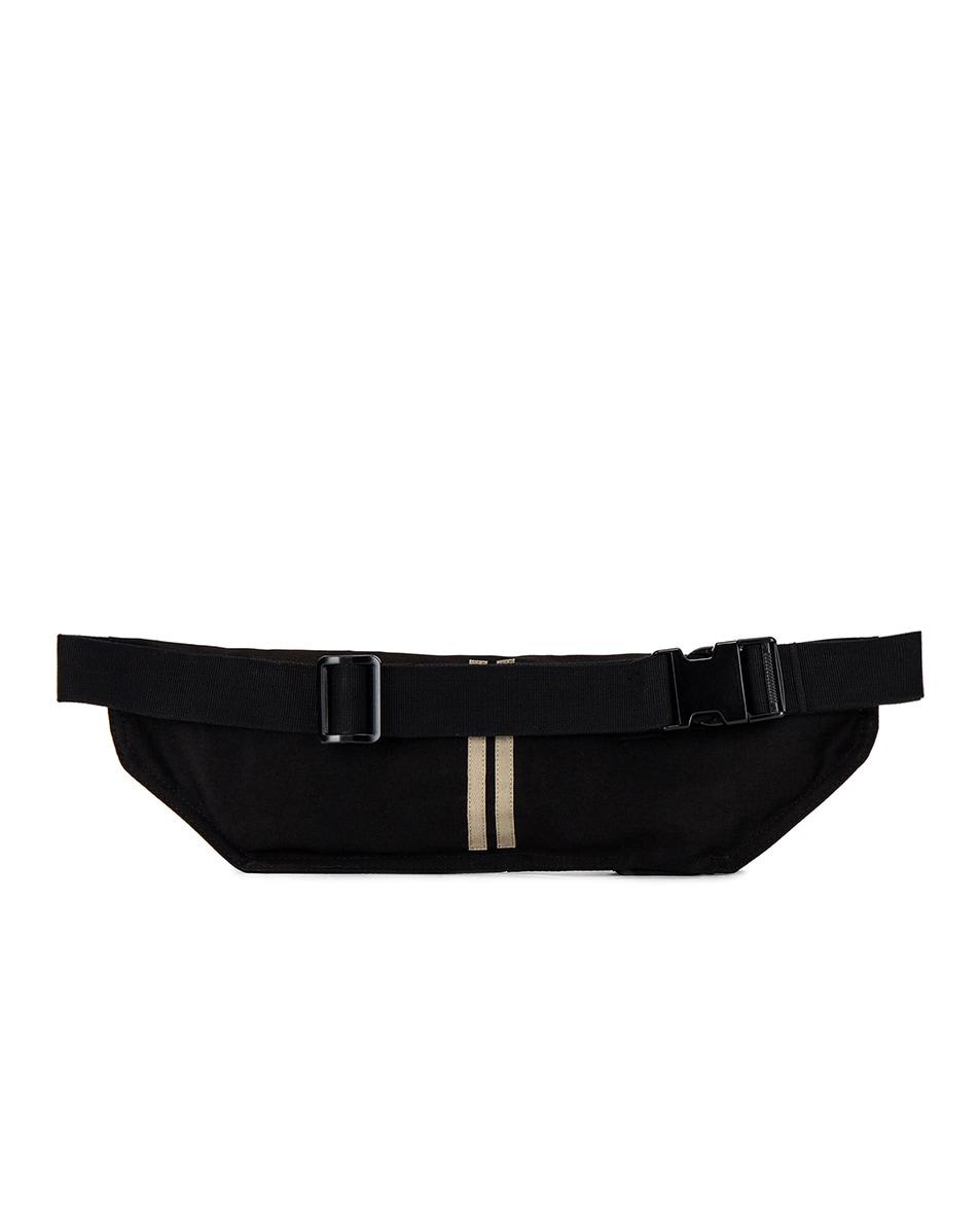 Image 2 of DRKSHDW by Rick Owens Belt Bag in Black