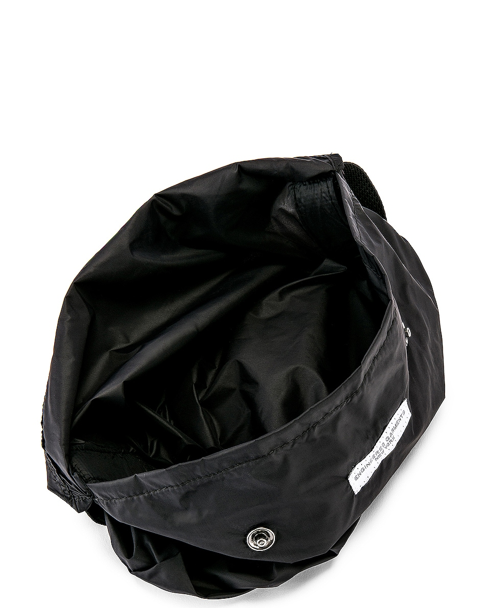 Image 4 of Engineered Garments Shoulder Pouch in Black