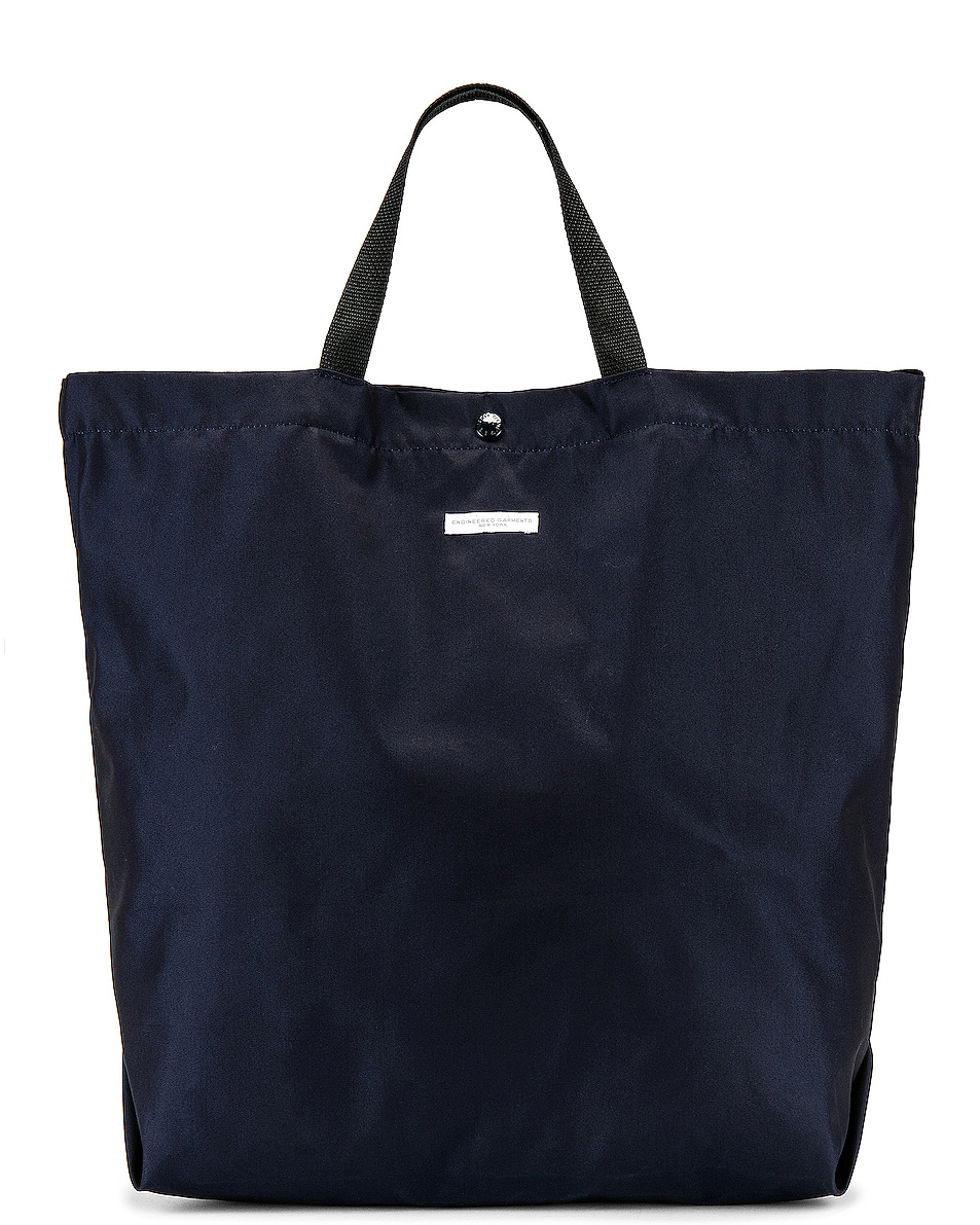 Image 1 of Engineered Garments Carry All Tote in Navy