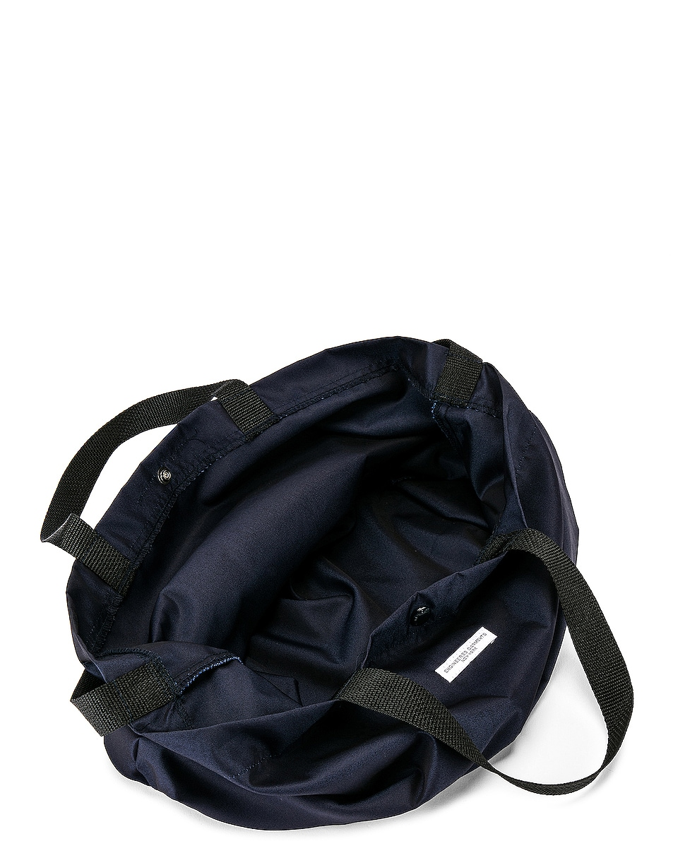 Image 4 of Engineered Garments Carry All Tote in Navy