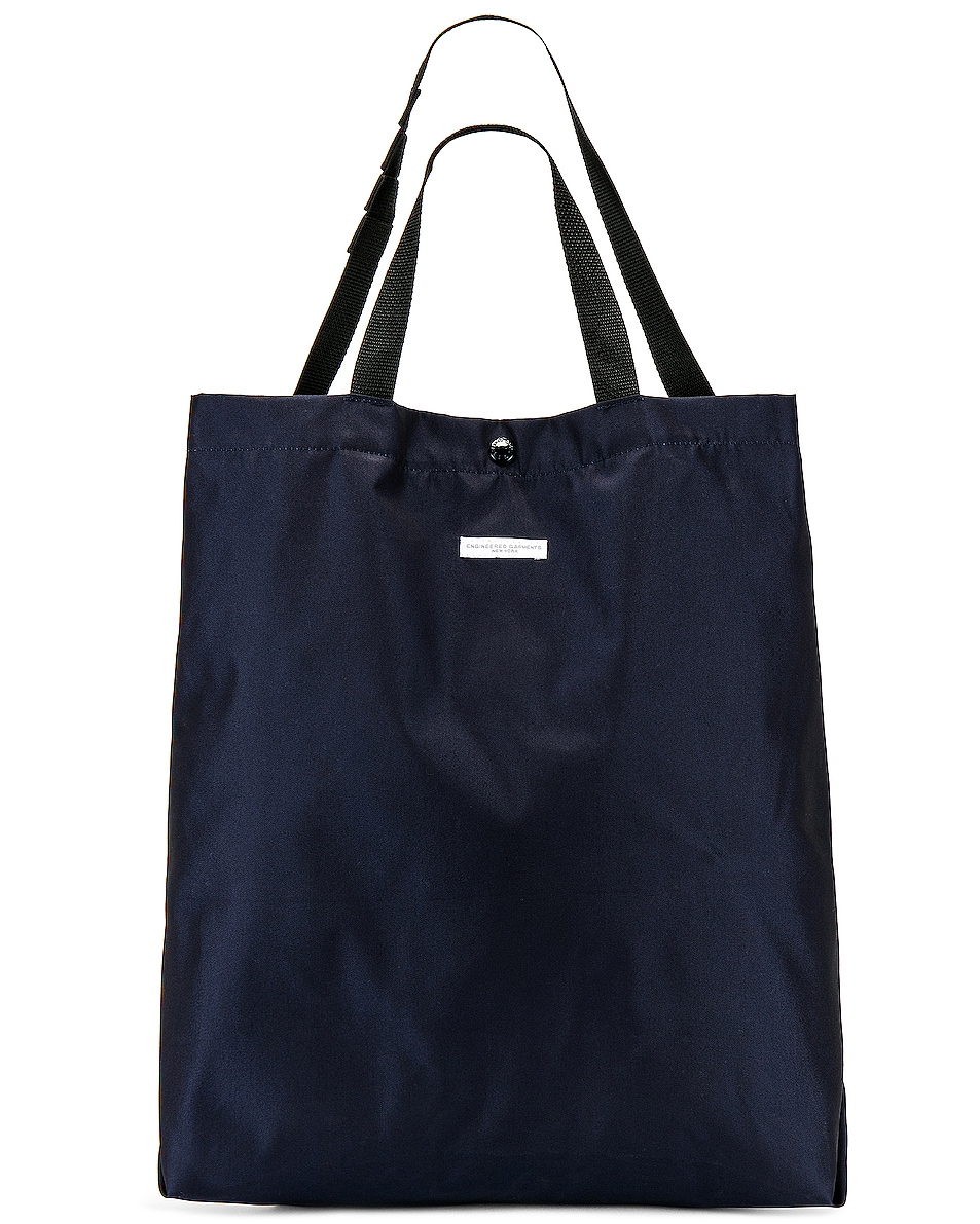 Image 5 of Engineered Garments Carry All Tote in Navy