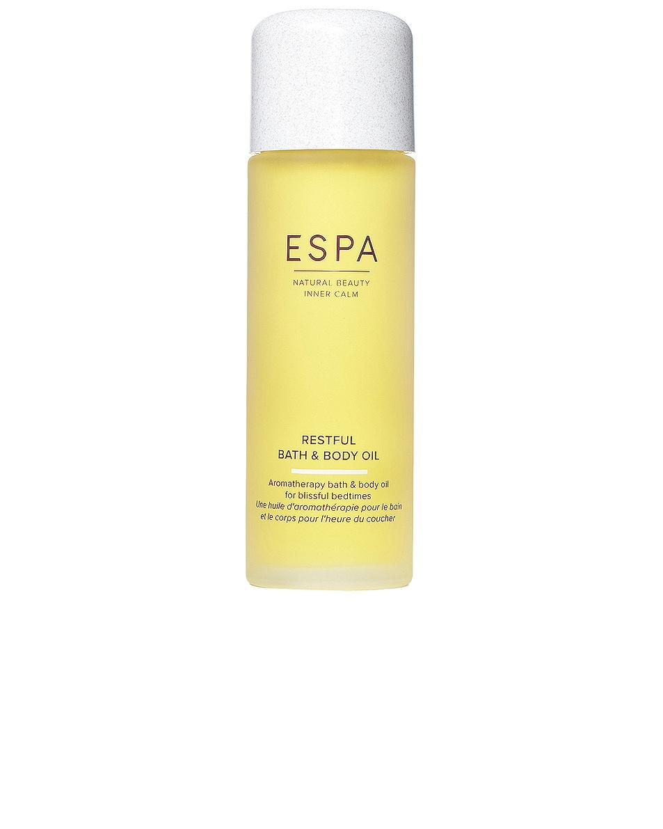 Image 1 of ESPA Restful Bath & Body Oil in