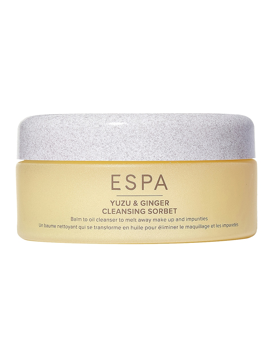Image 1 of ESPA Active Nutrients Yuzu & Ginger Cleansing Sorbet in