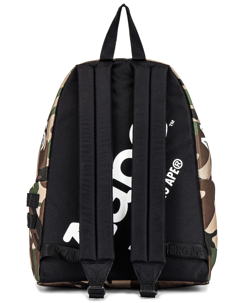 Image 2 of Eastpak x AAPE Padded Backpack in Aape Camo