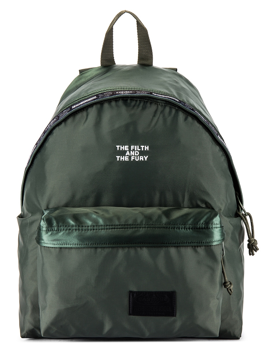 Image 1 of Eastpak x Neighborhood Padded Backpack in NBHD Olive