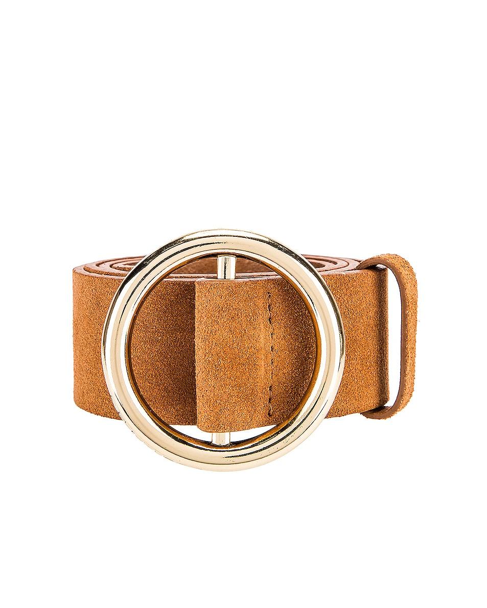 Image 1 of FRAME O Ring Belt in Cognac