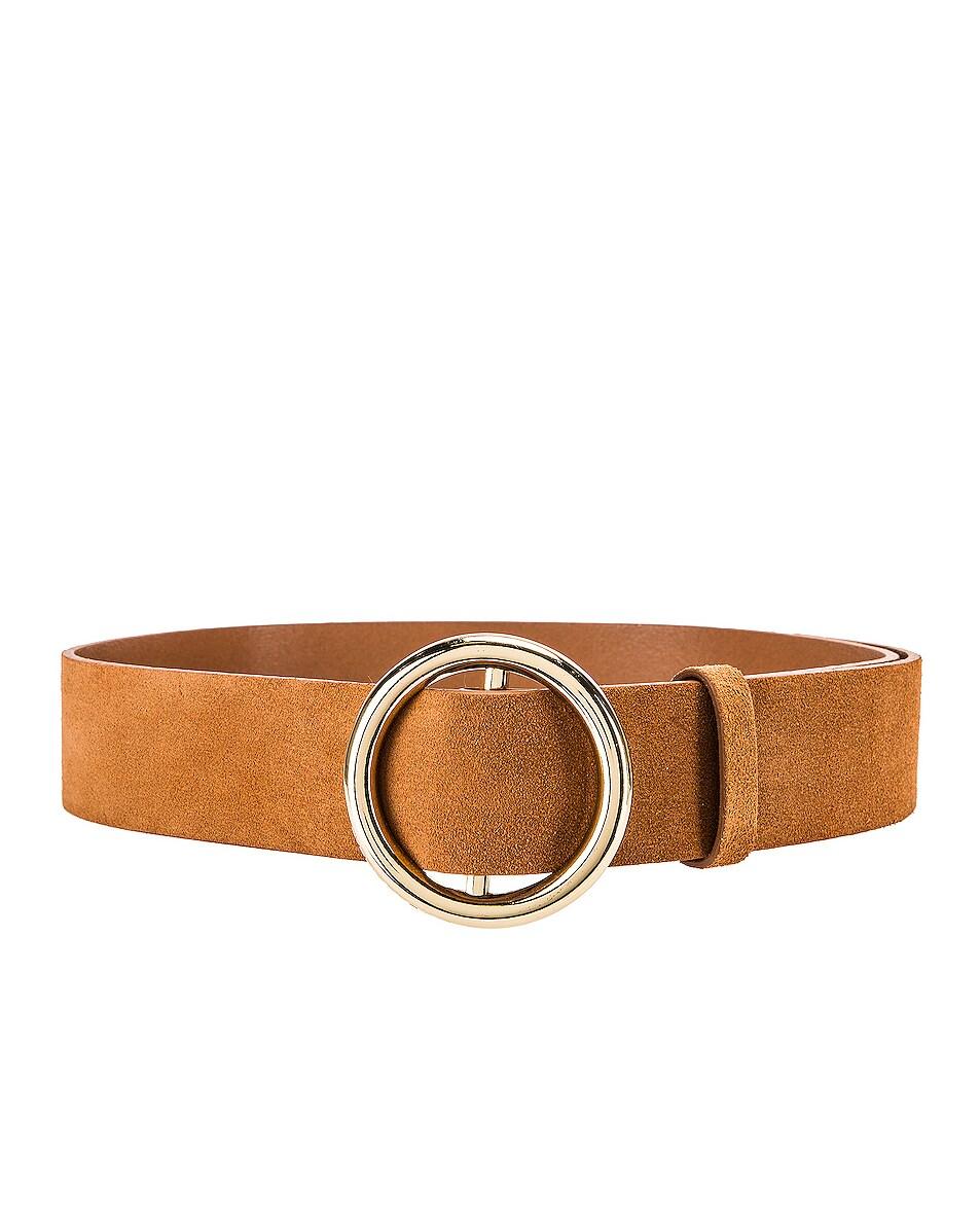 Image 2 of FRAME O Ring Belt in Cognac