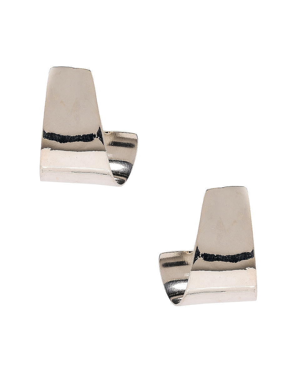 Image 1 of Fay Andrada Harja Earrings in Sterling Silver