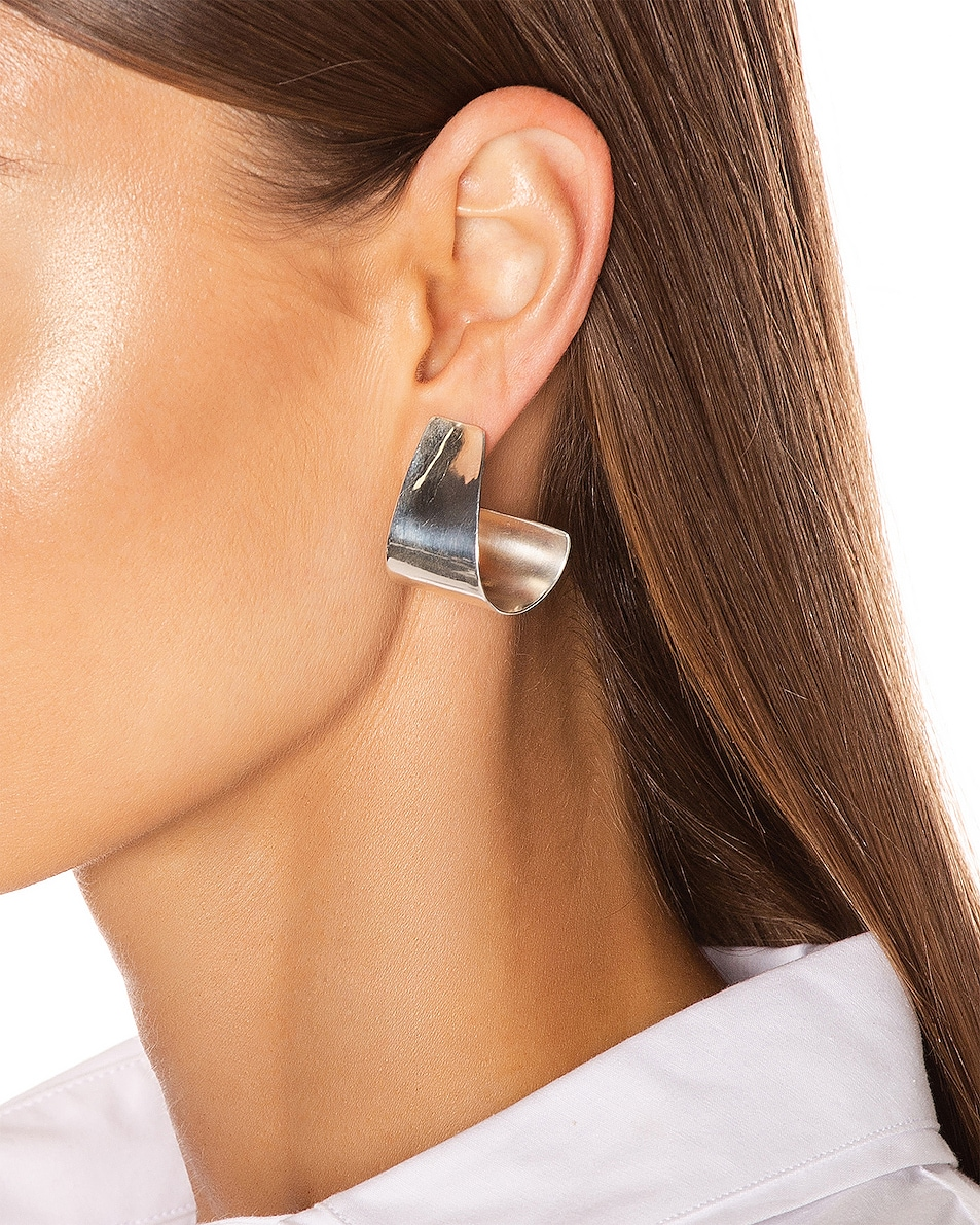 Image 2 of Fay Andrada Harja Earrings in Sterling Silver