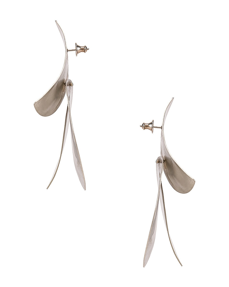 Image 2 of Fay Andrada Uuma Earrings in Sterling Silver
