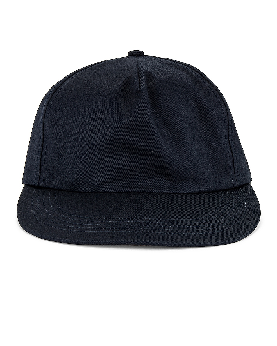 Image 1 of Fear of God 5 Panel Hat in Navy
