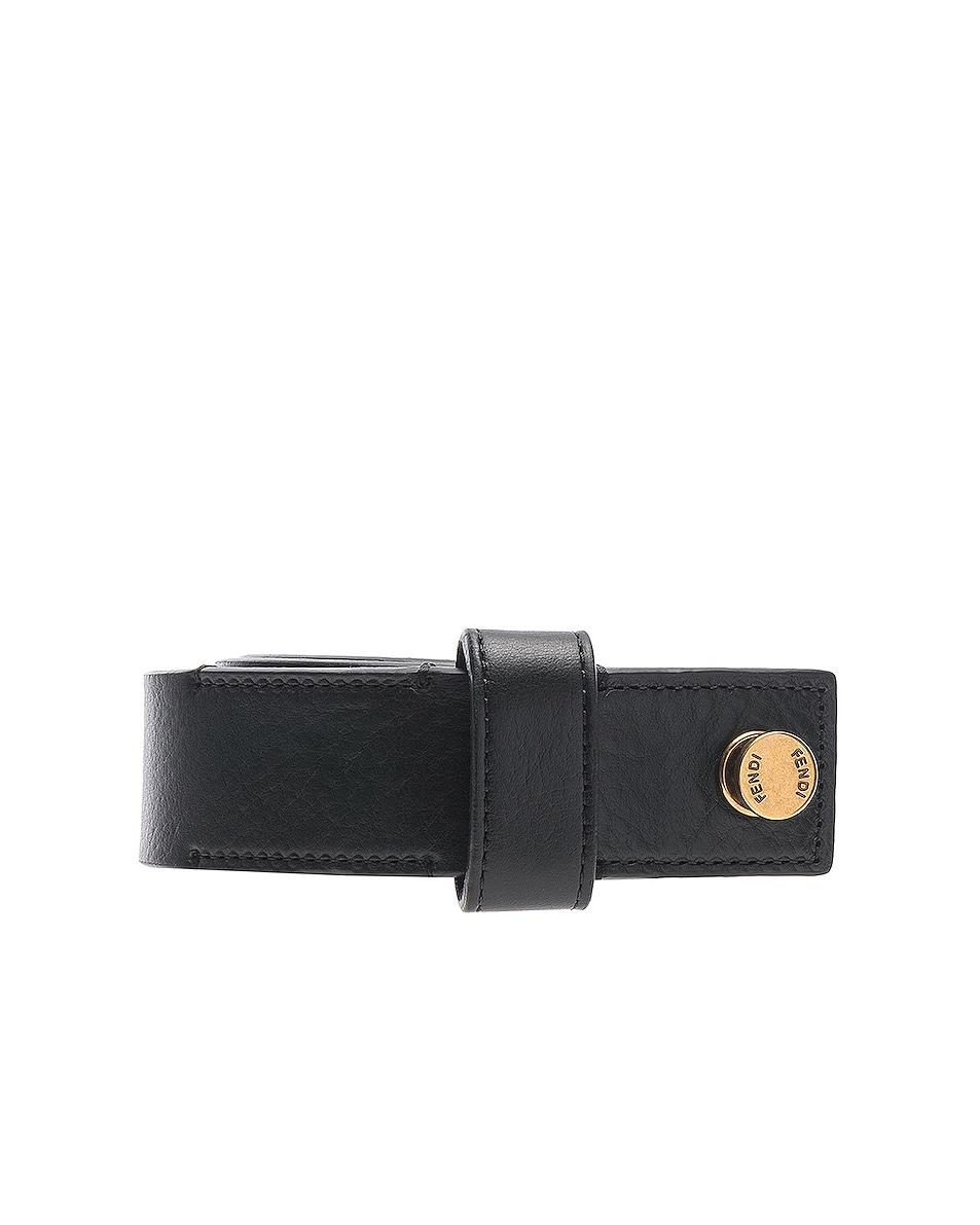 Image 1 of Fendi Medium Belt in Black