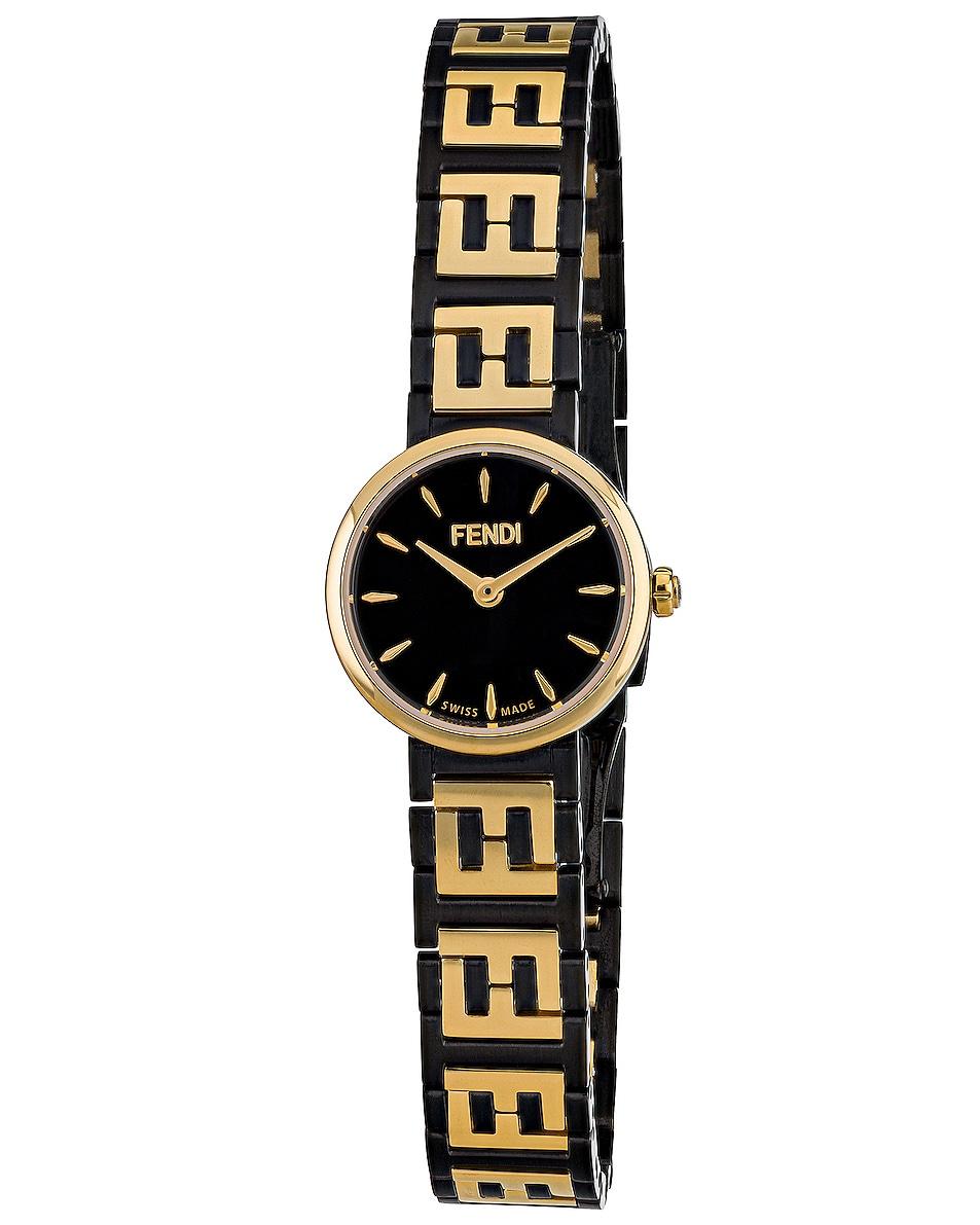 Image 1 of Fendi Forever Fendi Watch in Black