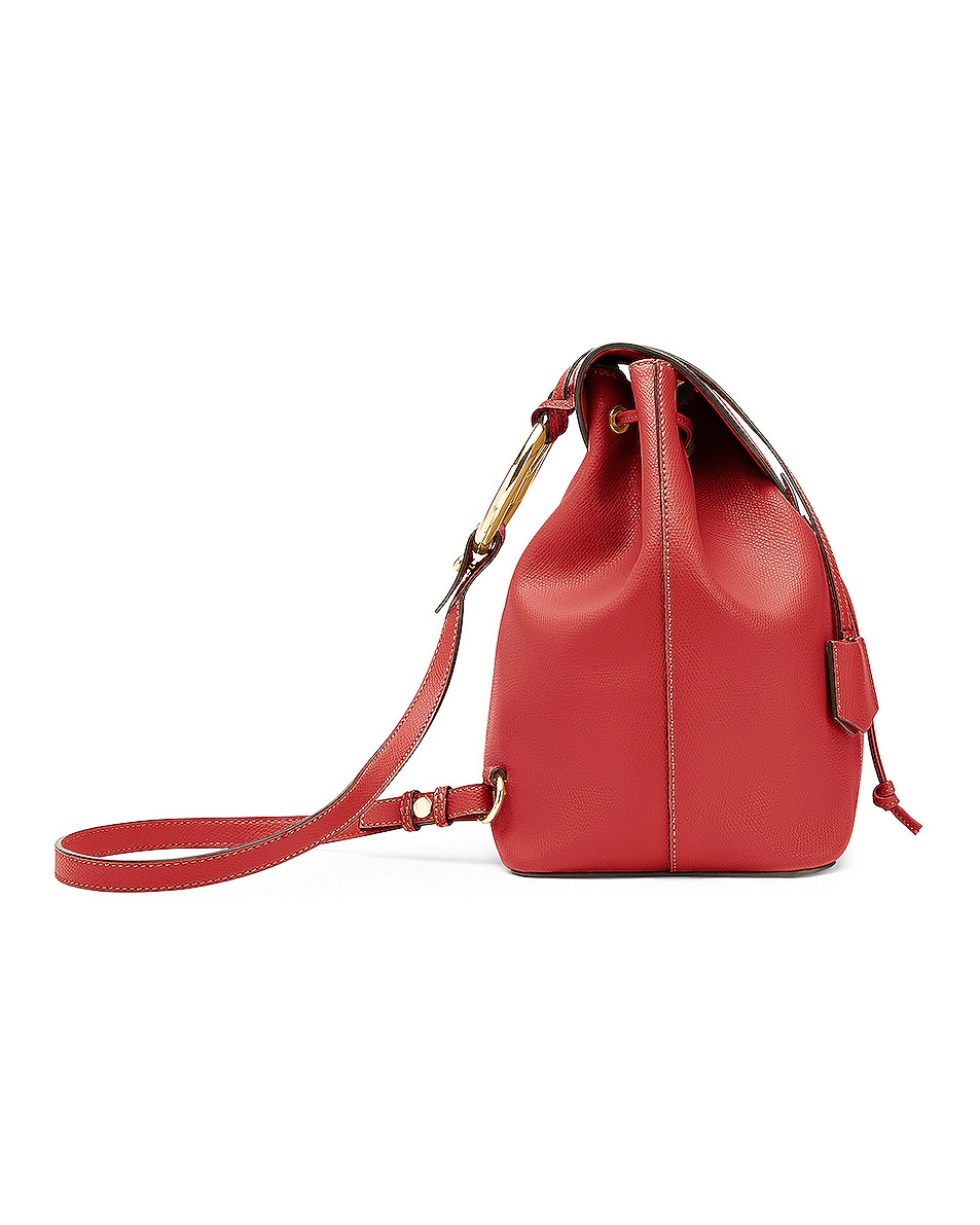 Image 4 of Fendi Backpack in Red