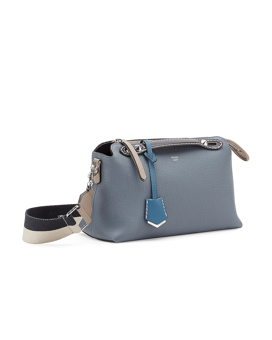 Image 4 of Fendi Medium By The Way in Storm & Dove