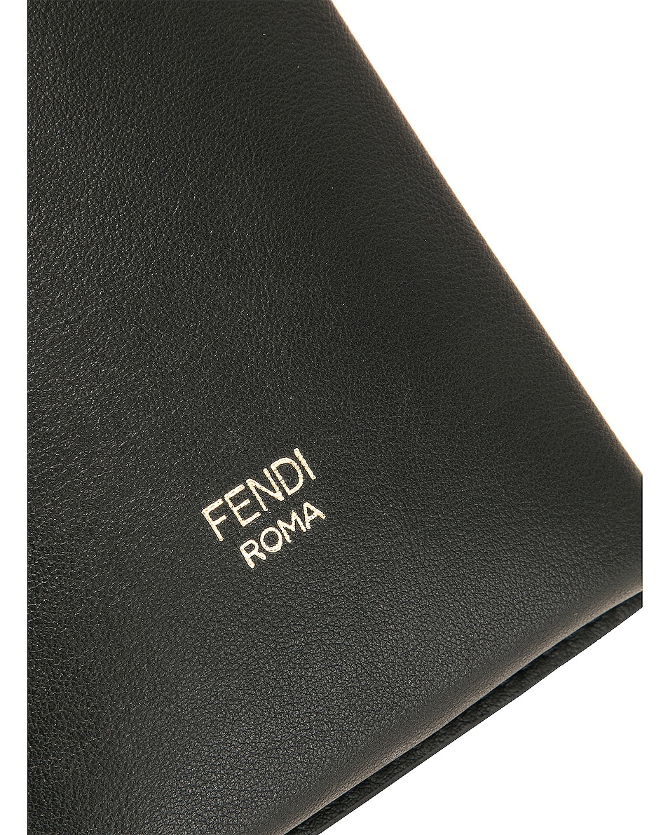 Image 5 of Fendi Bag Strap in Black