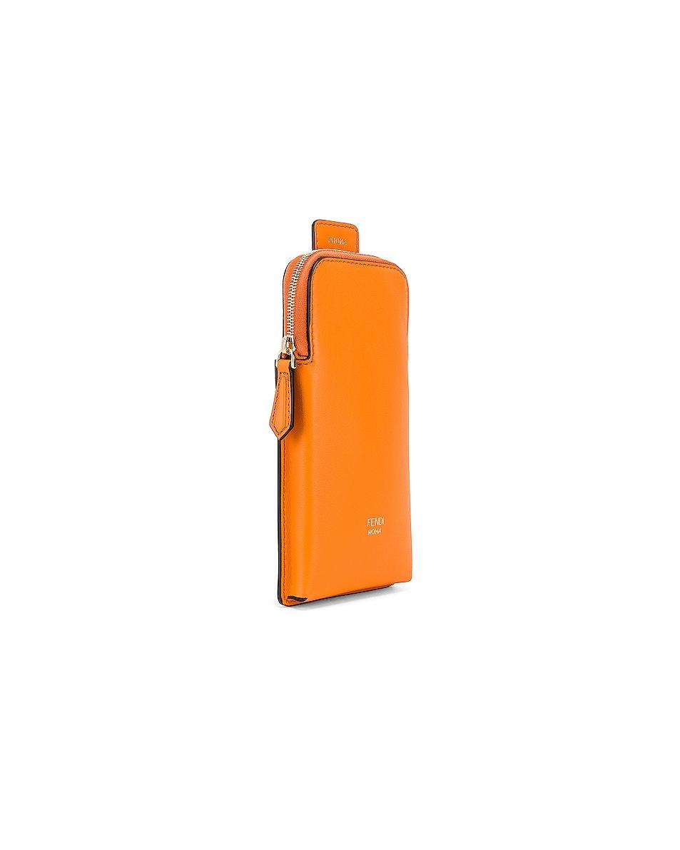 Image 5 of Fendi Bag Strap in Orange
