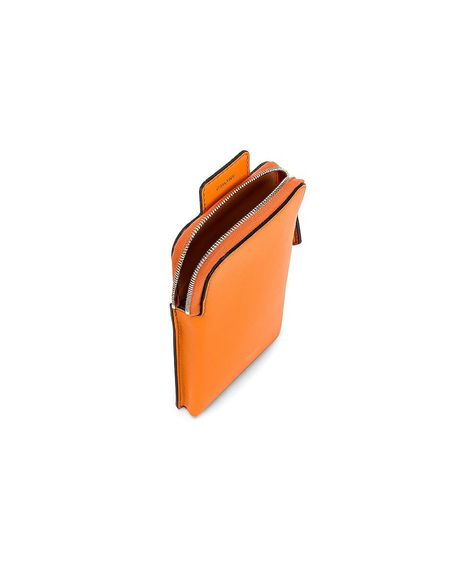 Image 6 of Fendi Bag Strap in Orange