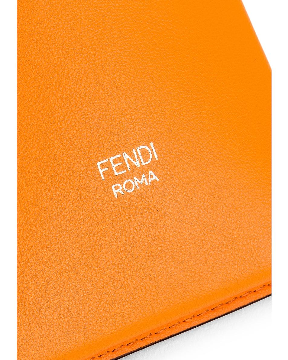 Image 7 of Fendi Bag Strap in Orange