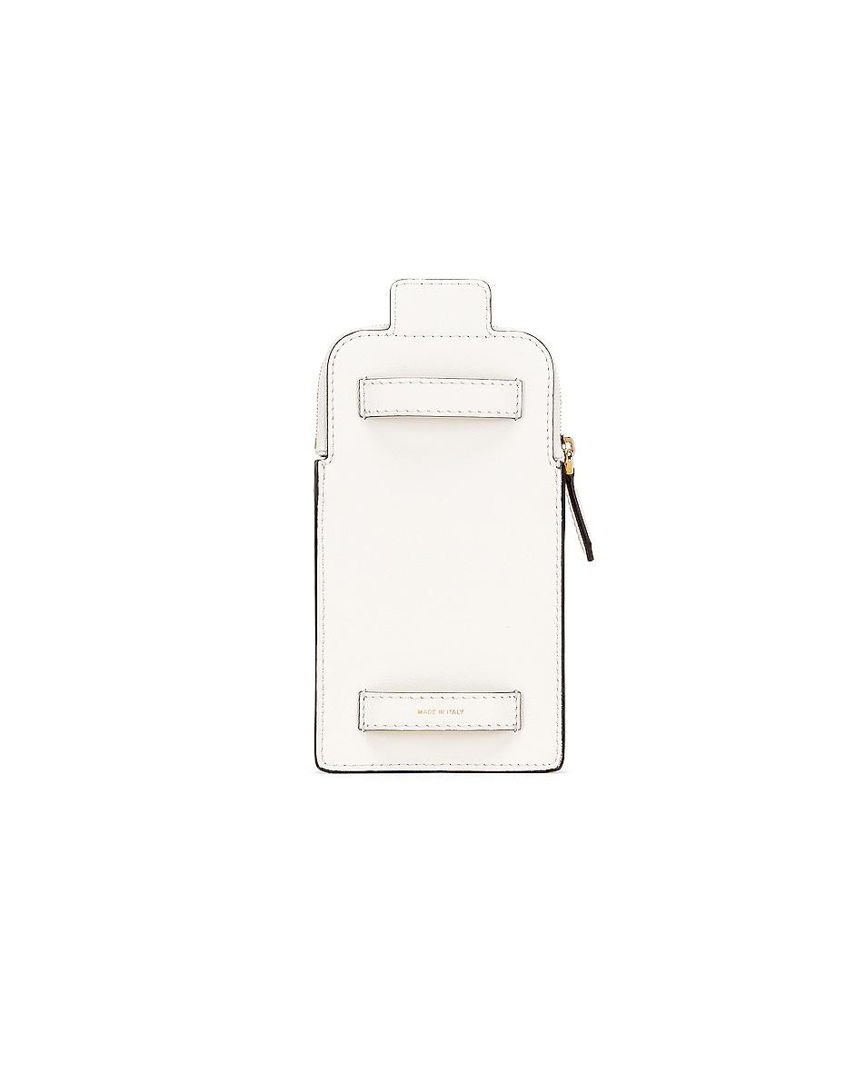 Image 4 of Fendi Bag Strap in White