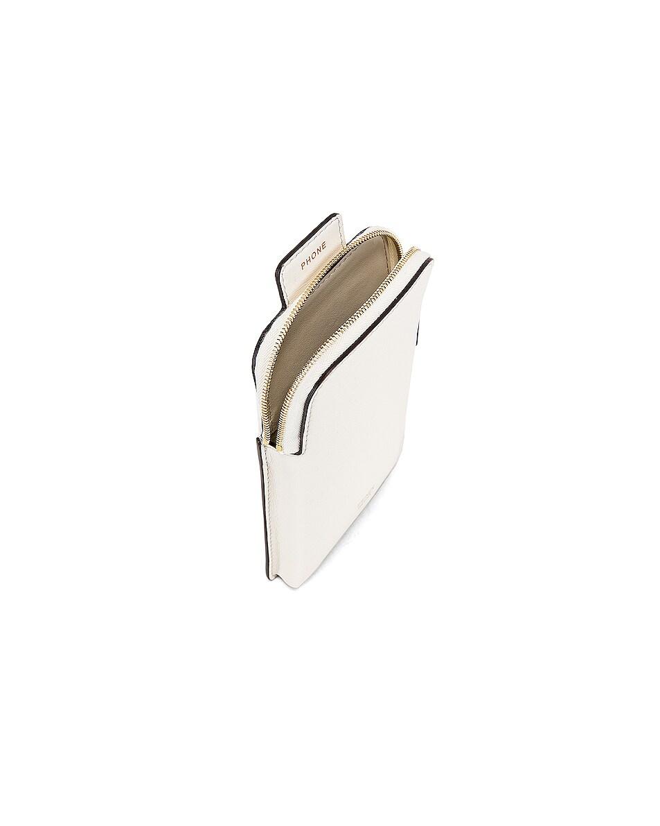 Image 6 of Fendi Bag Strap in White