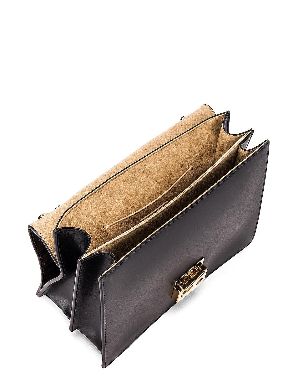 Image 5 of Fendi Kan I Bag in Black
