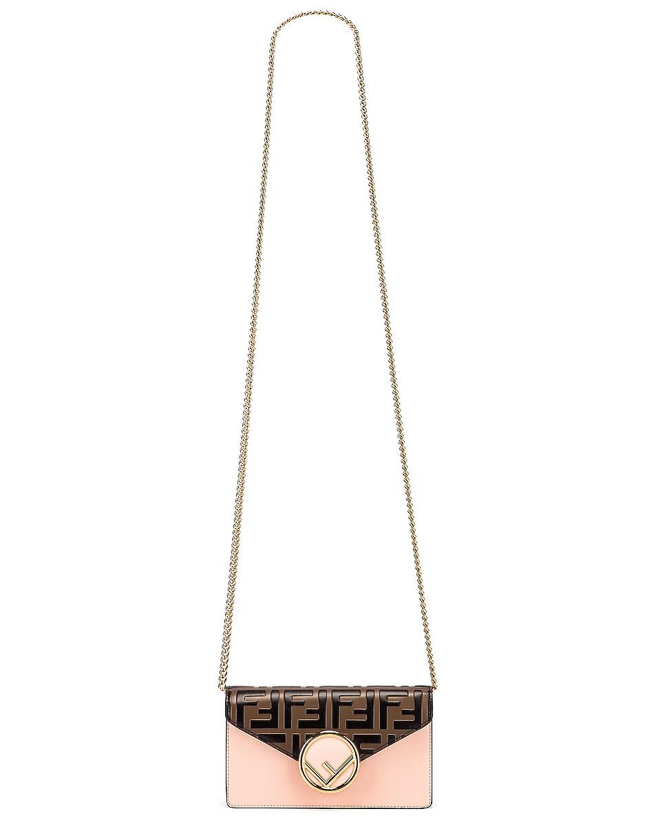 Image 6 of Fendi Chain Hip Belt in Light Rose