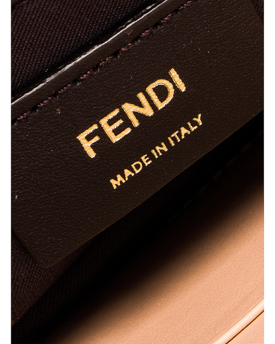 Image 7 of Fendi Chain Hip Belt in Light Rose