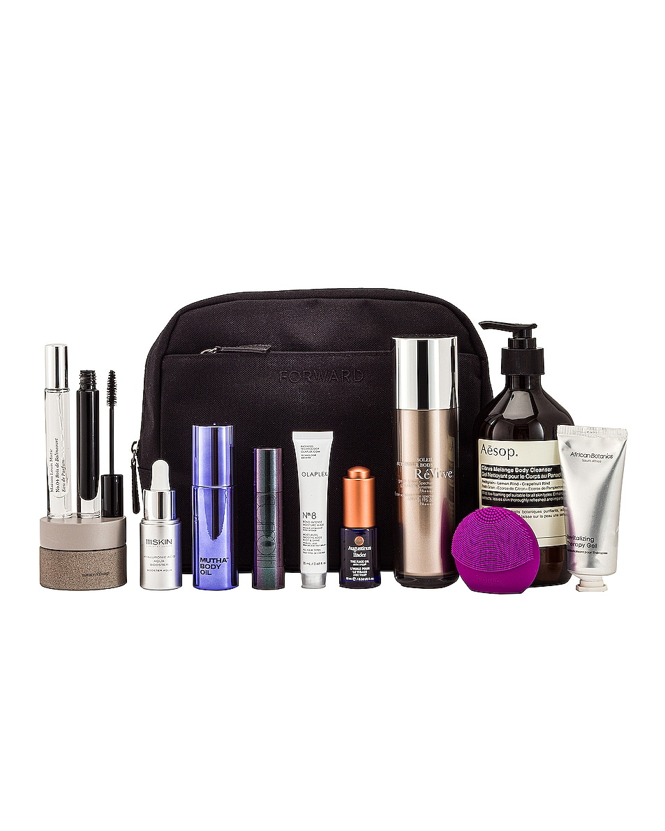 Image 1 of FWRD Beauty Summer Essentials Beauty Bag in