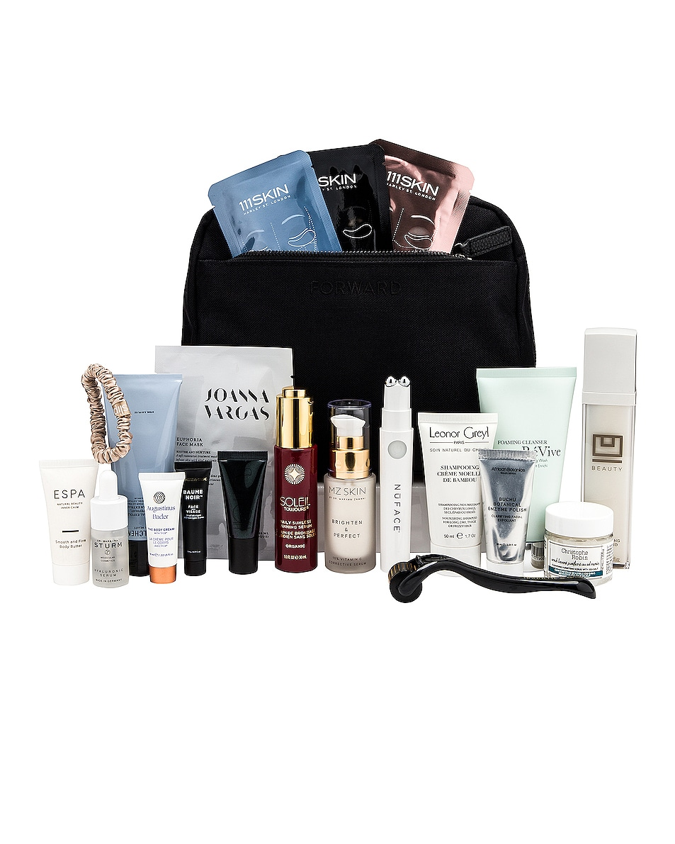Image 1 of FWRD Beauty Holiday Beauty Bag in