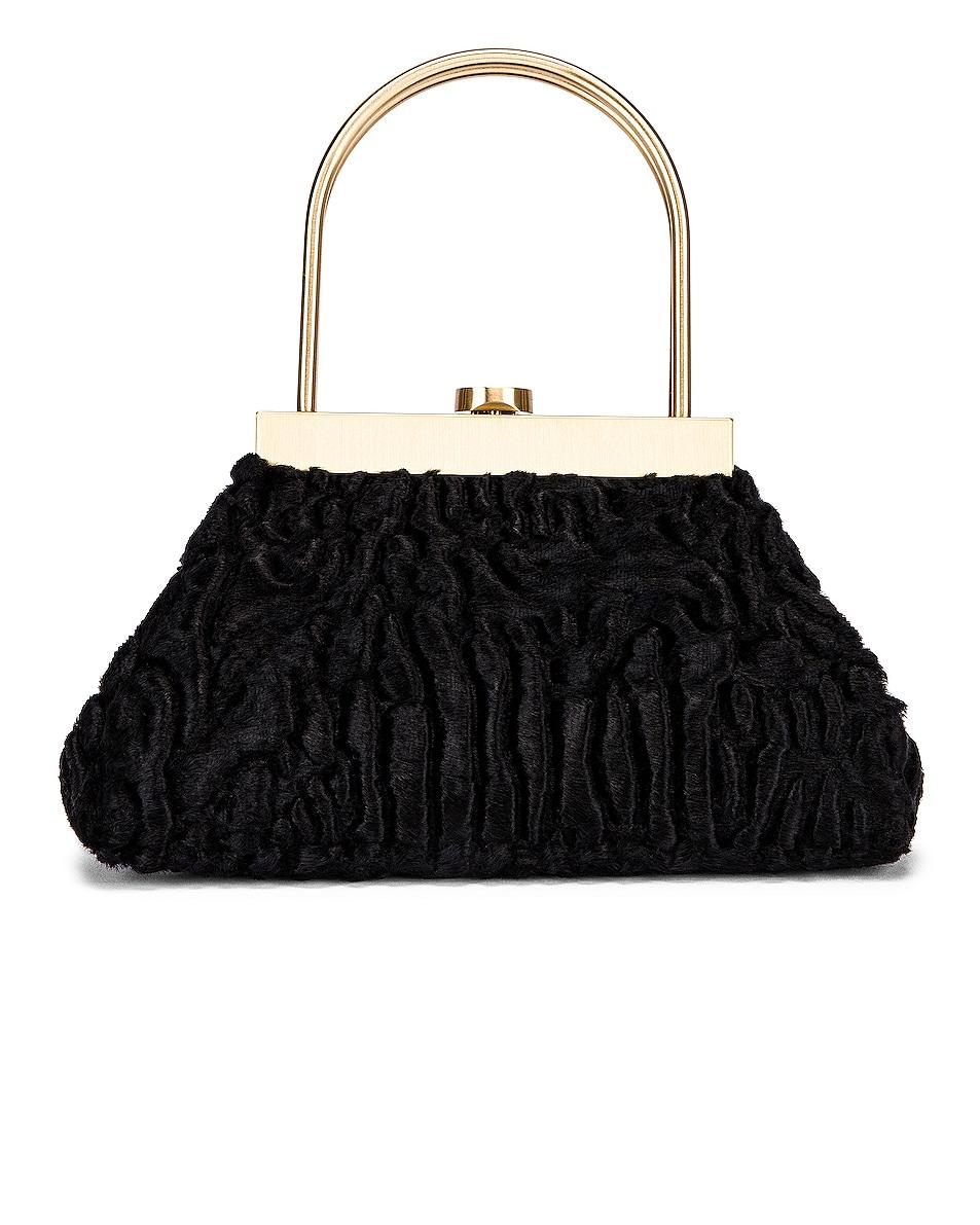 Image 1 of Cult Gaia Estelle Mini Bag in Black