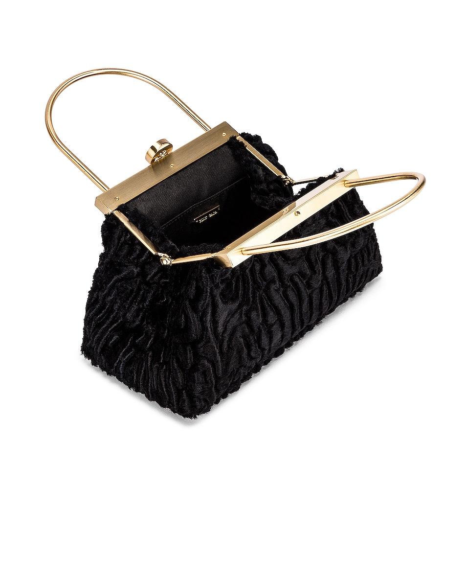 Image 4 of Cult Gaia Estelle Mini Bag in Black