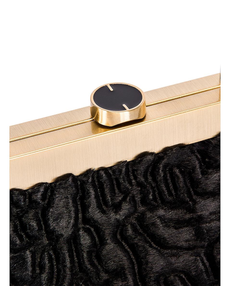 Image 6 of Cult Gaia Estelle Mini Bag in Black