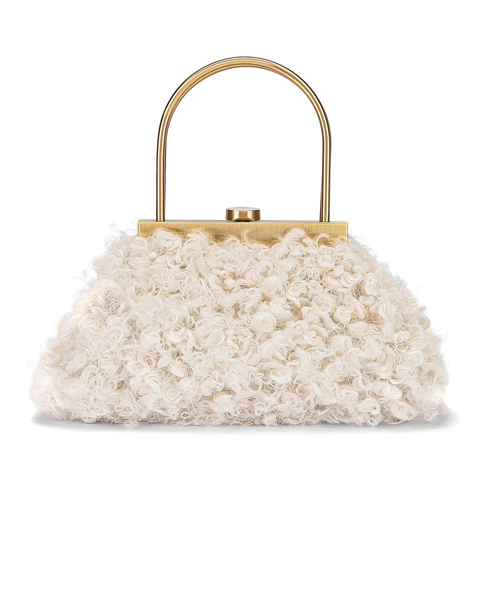 Image 1 of Cult Gaia Estelle Mini Bag in Off White