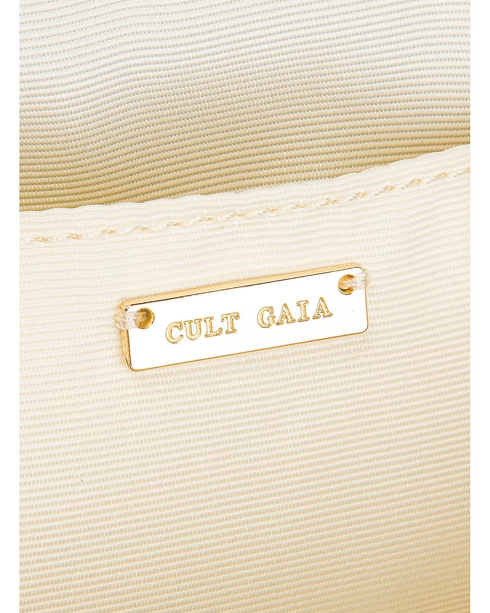 Image 5 of Cult Gaia Estelle Mini Bag in Off White