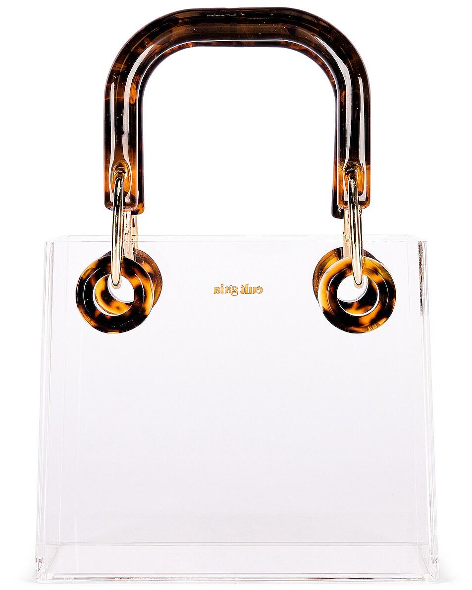 Image 2 of Cult Gaia Geneva Bag in Clear