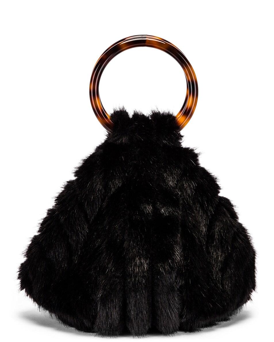 Image 1 of Cult Gaia Eva Bag in Black