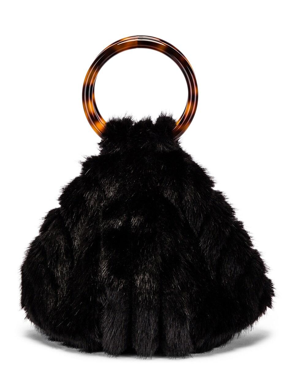 Image 3 of Cult Gaia Eva Bag in Black