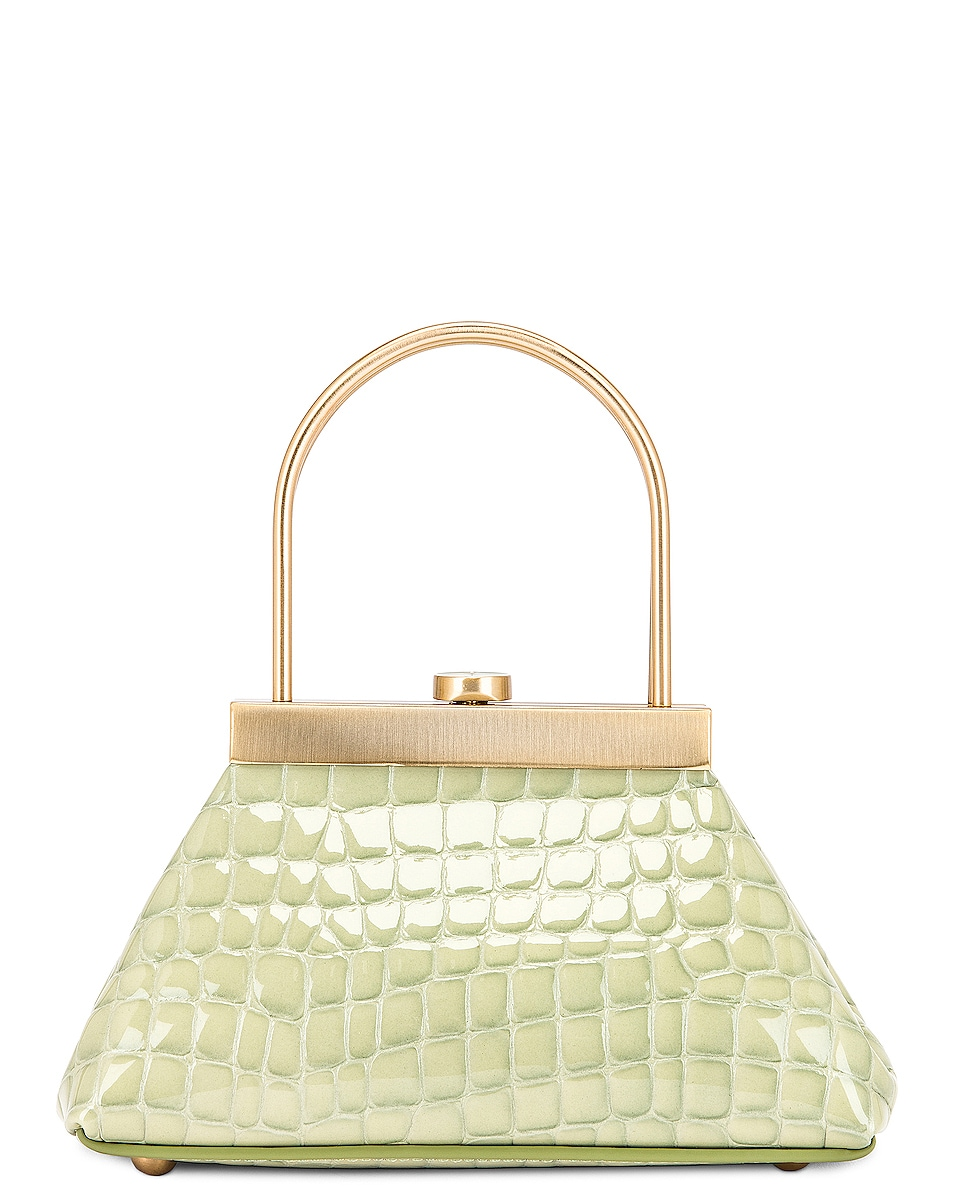 Image 1 of Cult Gaia Mini Estelle Bag in Surf