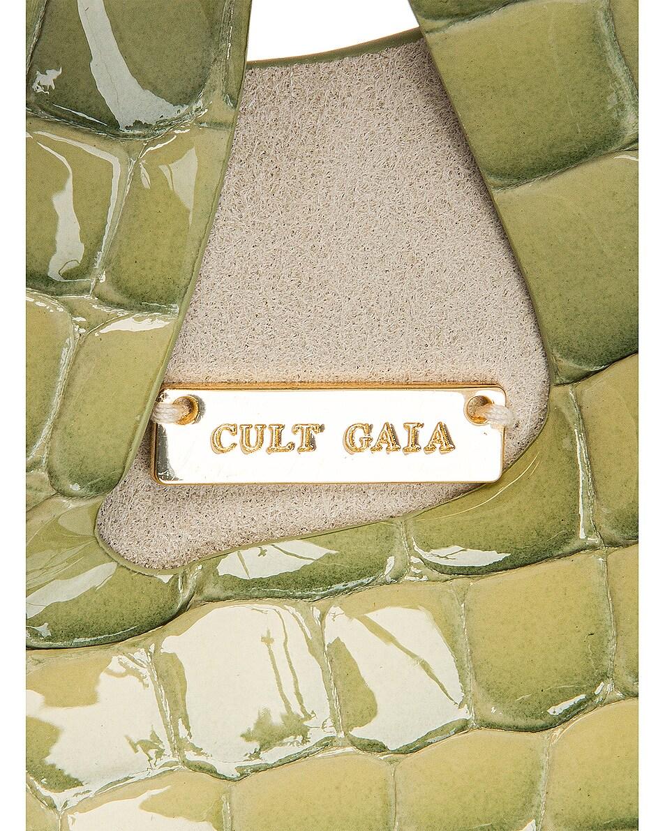 Image 6 of Cult Gaia Mini Astraea Tote Bag in Surf