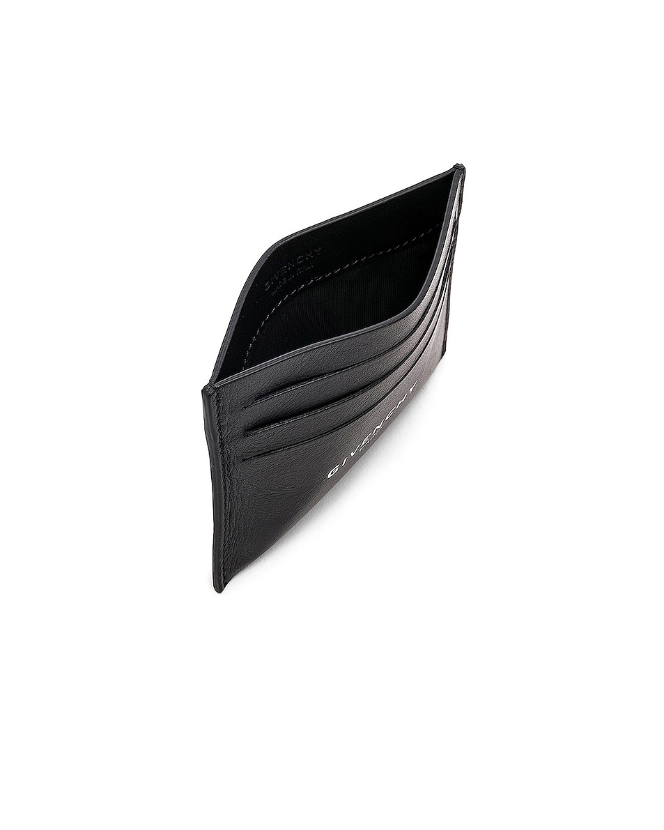 Image 4 of Givenchy Cardholder in Black